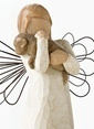 Willow Tree Angel of Friendship (Arkadaşlık Meleği) Renksiz